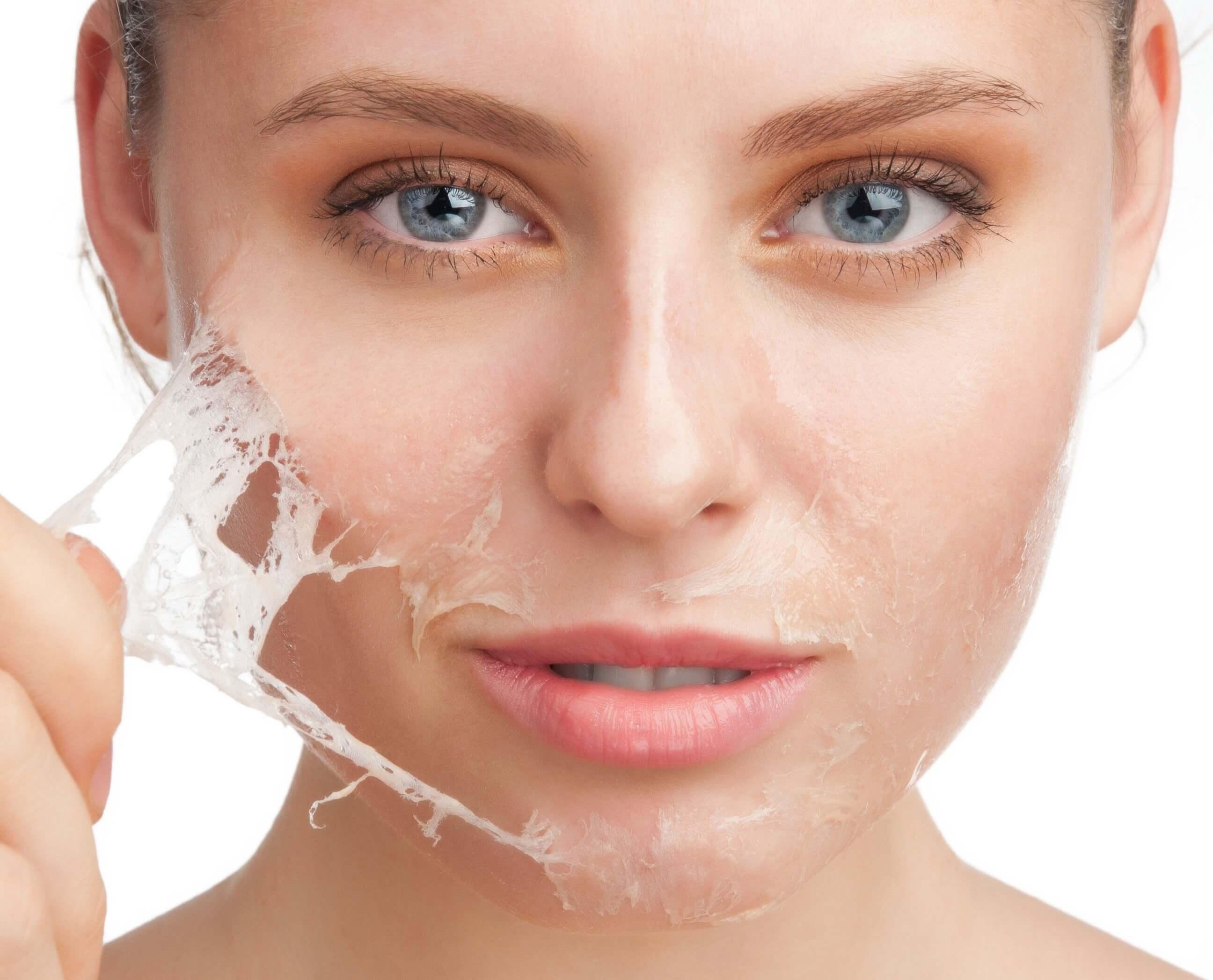 Conheça os principais tipos de Peeling